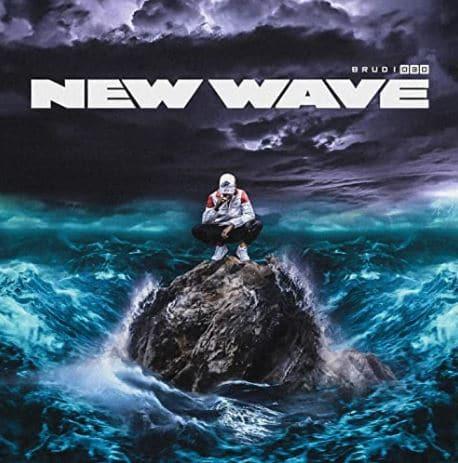 Brudi030 – New Wave Album Cover