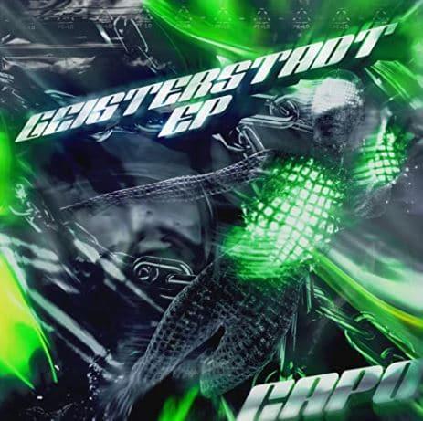 Capo – Geisterstadt EP Album Cover