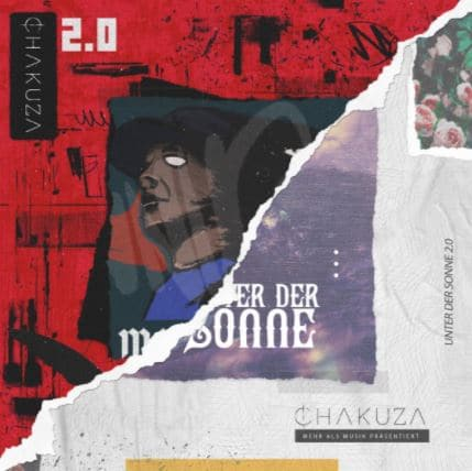 Chakuza – Unter der Sonne / Monster in mir 2.0 Album Cover