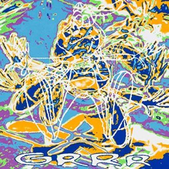 Fid Mella x Giani - Grrr Album Cover