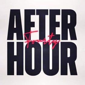 Fourty - Afterhour Album Cover