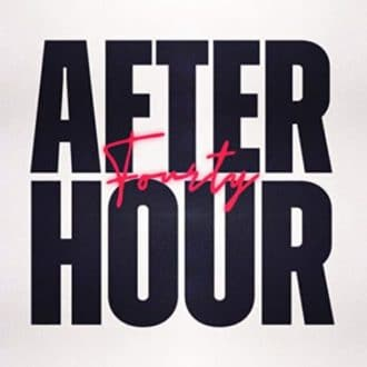 Fourty - Afterhour Album Cover