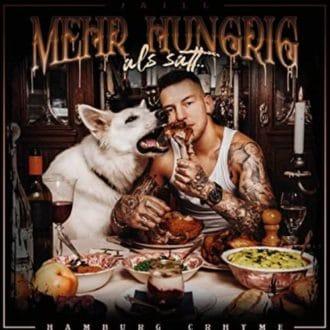JaILL - Mehr hungrig als satt Album Cover