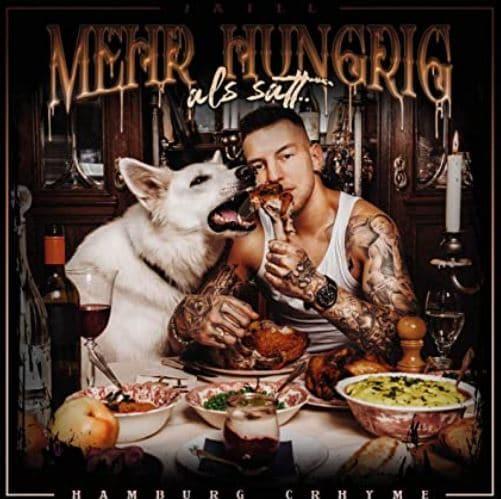 JaILL – Mehr hungrig als satt Album Cover