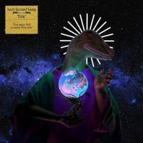 Lazy Lizzard Gang - Erde Album Cover