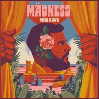 Maedness - Maed Love Album Cover