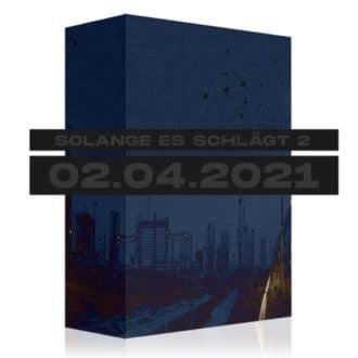 Bosca - Solange es schlaegt 2 Album Vorabcover