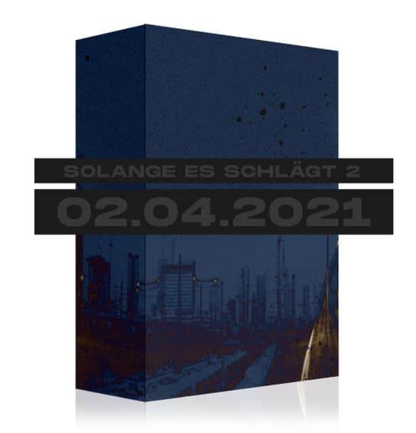 Bosca – Solange es schlägt 2 Album Cover