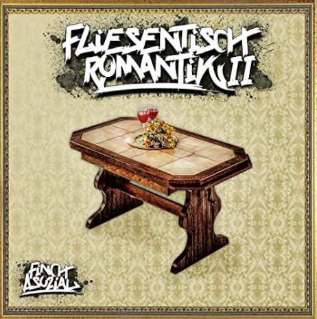 Finch Asozial – Fliesentisch Romantik 2 Album Cover