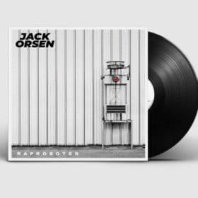 Jack Orsen - Raproboter Album Cover
