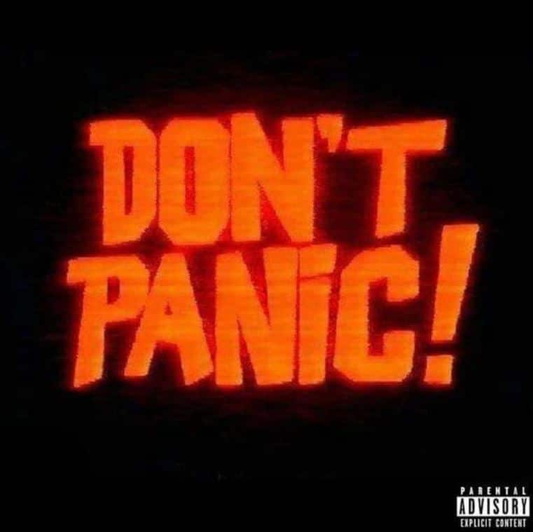 Musso - Dont panic Album Cover
