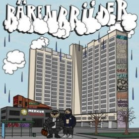 Tom Hengst x Lugatti - Baerenbruder EP Cover